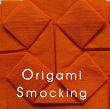 Origami Smocking Tutorial