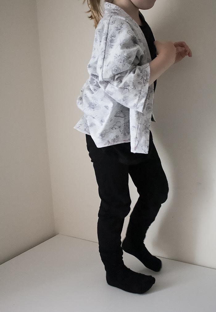 FishTail Kimono3