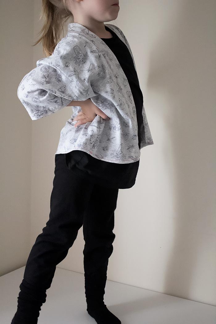 Fishtail Kimono4