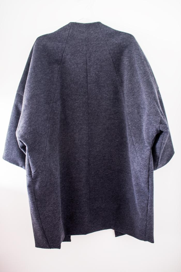 Sapporo Coat back